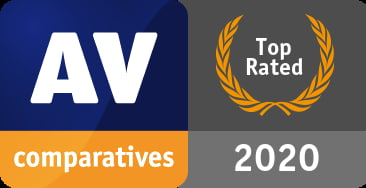 AV-Comparatives Approved Mac Security 2020